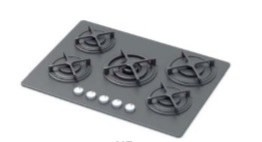 5-plate cooker