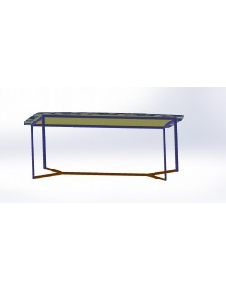 8 kişilik yemek masası / Dining table for 8 people