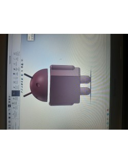 Android model (Just sketch and 3d model)