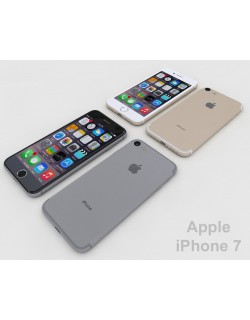 Apple iPhone 7 - 3D Print Model