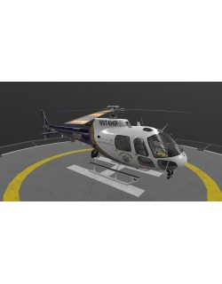 AS-350 California Highway Patrol