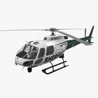 AS-350 Hillsborough County Sheriff
