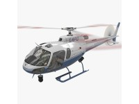 AS-350 LAPD 3 Animated