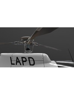 AS-350 LAPD Animated