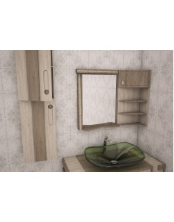 bathroom cabinet model 3ds max 3D model