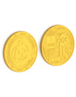 Binance BNB Detailed model 3D print model
