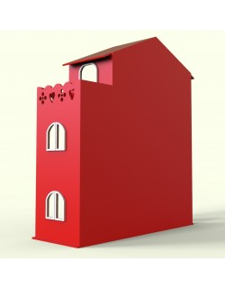 Build a Doll house cnc or laser cut templates