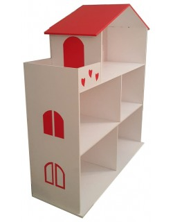 Build a Dollhouse cnc or laser cut templates