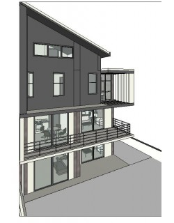 Building Project High Detail Model Revit