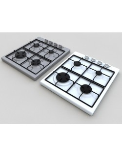 BUILT-IN GAS HOB - 2