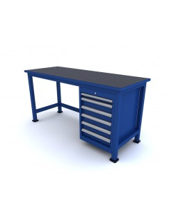 Cabinet workbench - 01