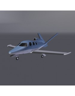Cirrus business jet