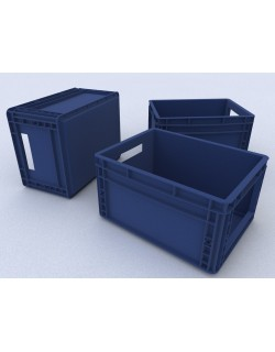 EURO STORAGE CONTAINERS - 1
