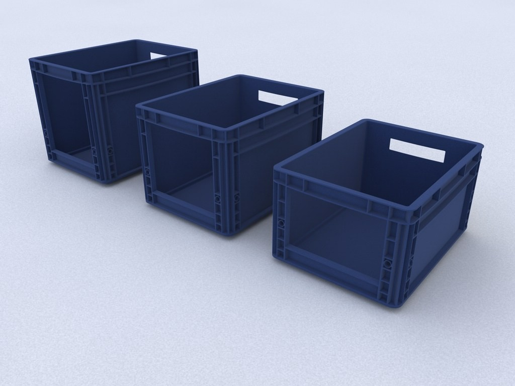 EURO STORAGE CONTAINERS 1