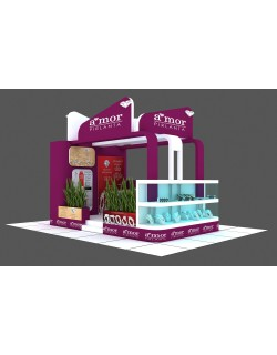 exhibition stand,