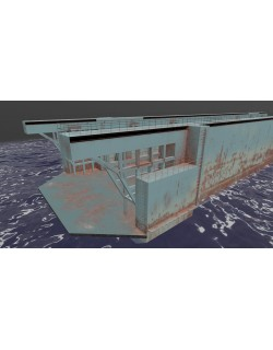Floating Dock 1
