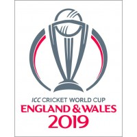 ICC Cricket World Cup England & Wales - 2019 Logo Drawing