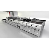 Industrial Main Kitchen Products ( Full System )