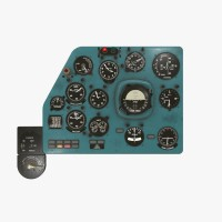 Mi-8MT Mi-17MT Left Panels Board English