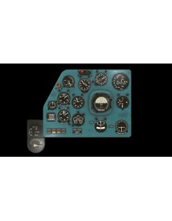 Mi-8MT Mi-17MT Left Panels Board Russian