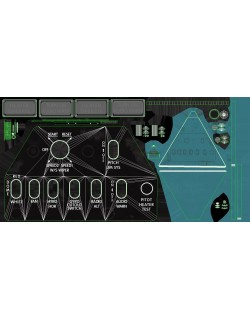 Mi-8MT Mi-17MT Left Triangular Board English
