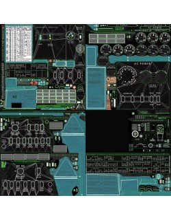 Mi-8MT Mi-17MT Panel Boards English