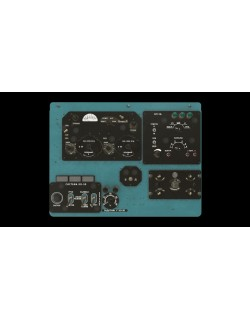 Mi-8MT Mi-17MT Panel Boards Russian