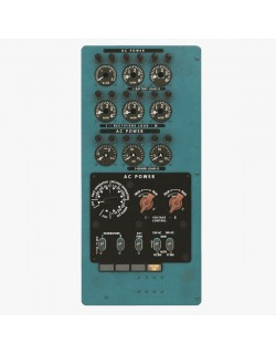 Mi-8MT Mi-17MT Power Panels Board English
