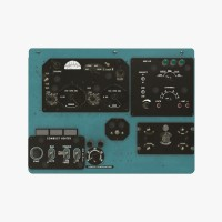 Mi-8MT Mi-17MT Right Overhead Board English