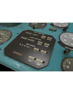 Mi-8MT Mi-17MT Right Panels Board English