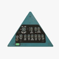 Mi-8MT Mi-17MT Right Triangular Board English