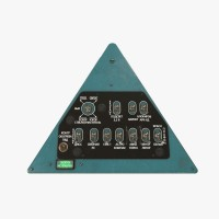 Mi-8MT Mi-17MT Right Triangular Board Russian