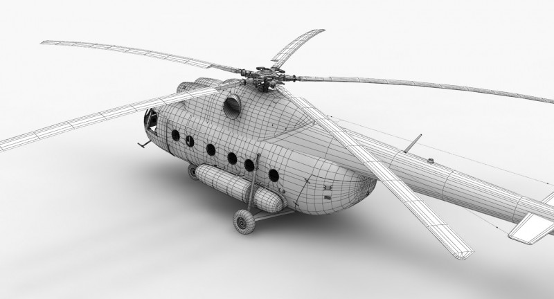 Mi-8T Poland Air Force