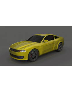 muscle car type M