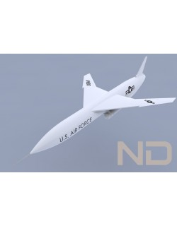 Northrop SM-62 Snark Aircraft Solidworks model