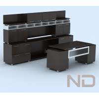 Office Desk Model 03