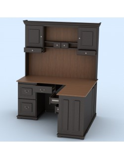 Office Desk Model 04
