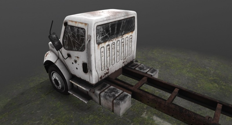 Old Truck 01