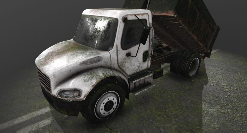 Old Truck 03
