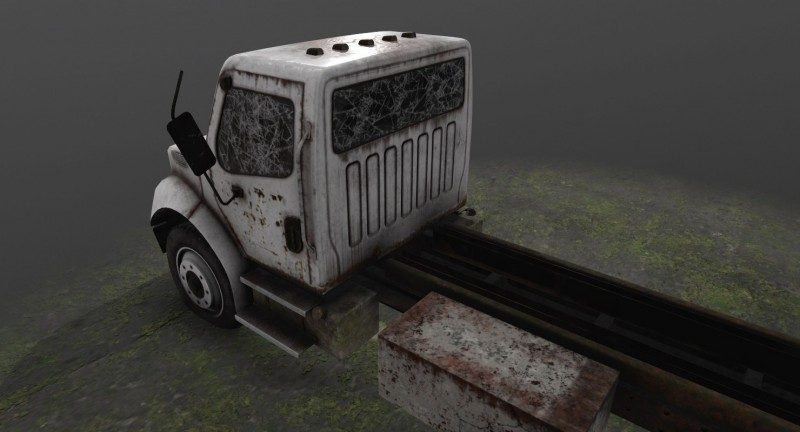 Old Truck 05