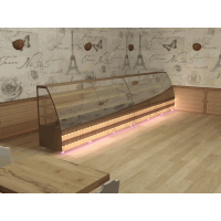 PASTRY SHOP  SHOWCASE -