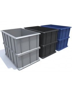 Plastic Equipment Boxes