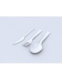 PLASTIC KNIFE SPOON FORK