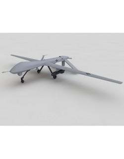PREDATOR MQ1-B Solidworks model