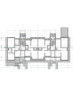 Residence House Revit and Max