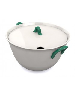 Sallskap soup bowl İkea 3D Model