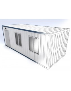 Shipping Container House - 1
