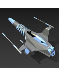 Space warthog concept