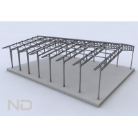 STEEL BUILDINGS - 1