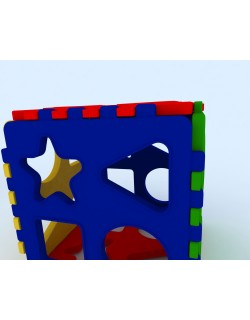 Toy Shape Sorter Box